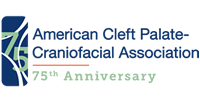 american cleft palate association logo